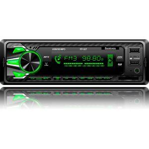 USB / SD ресивер, FANTOM FP-327 Black/Green