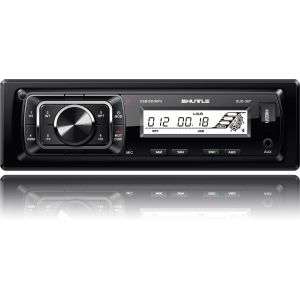 USB / SD ресивер, SHUTTLE SUD-387 Black/White