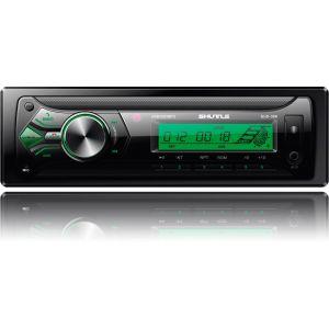 USB / SD ресивер, SHUTTLE SUD-388 Black/Green