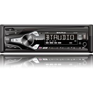 USB / SD ресивер, SHUTTLE SUD-389 Black/White