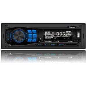 USB/SD ресивер, FANTOM FP-318 Black/Blue
