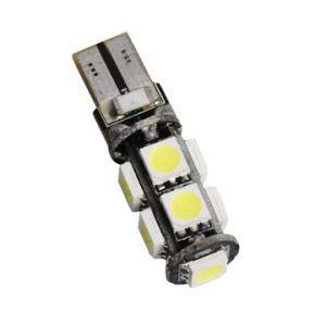 Світлодіодна лампа, без ТМ T10-5050-9SMD Canbus