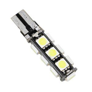 Світлодіодна лампа, без ТМ T10-5050-13SMD Canbus