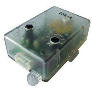 Двухзоновий датчик удару, аналоговий, CONVOY FSS-2