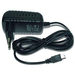 Мережева зарядка 220В AC charger miniUSB 220V