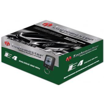 Двостороння сигналізація Eaglemaster E4 LCD