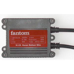 Тонкий блок розжига ксеноновых ламп, FANTOM FT Ballast Slim 35W