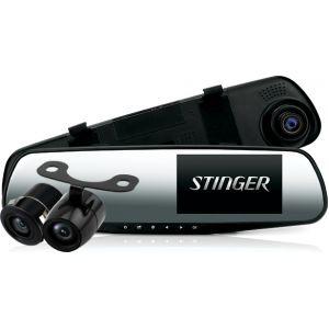 Видеорегистратор, Stinger ST DVR-M489FHD cam