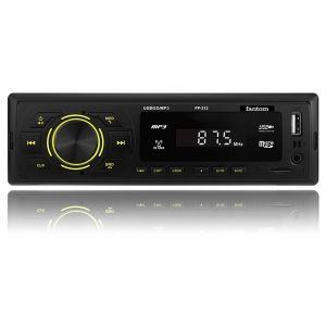 USB / SD ресивер, FANTOM FP-312 Black/Green