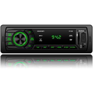 USB / SD ресивер, FANTOM FP-350 Black/Green