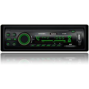 USB/SD ресивер, FANTOM FP-395 Black/Multicolor
