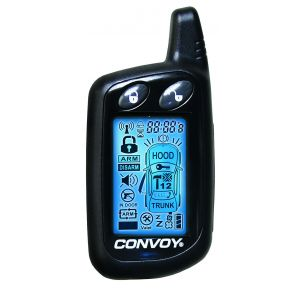 Брелок, CONVOY MP-100 LCD 2-way TX