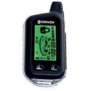 Брелок, CONVOY MP-50 LCD 2-way TX