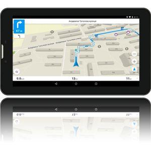 "GPS навігатор (7,0 "", ОС Андройд), SHUTTLE PNT-7045"