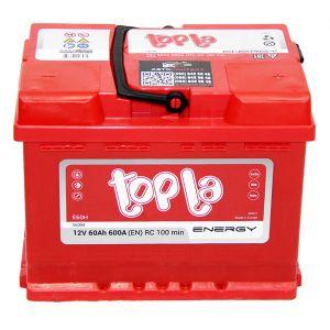 Акумулятор Topla 60Ah/12V Energy