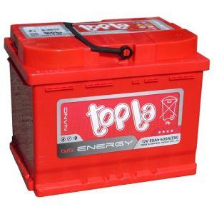 Акумулятор Topla 75Ah/12V Energy Euro