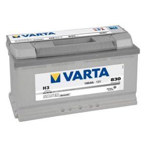 Акумулятор VARTA 100Ач 830А -/+ 353*175*190 Silver Dynamic  H3