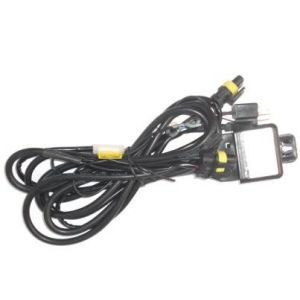 Контролер для бікс.ламп з проводами, без ТМ Relay with wires for bix.bulbs 35W
